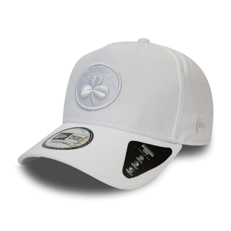 New Era BOSTON CELTICS WHITE A FRAME 9FORTY CAP