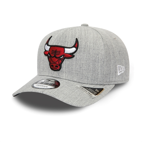 New Era Heather Chicago Bulls 950 Snap back