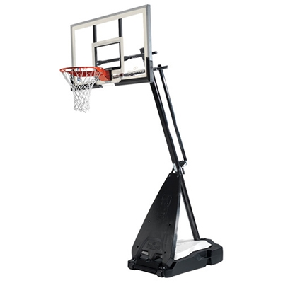 Spalding NBA Ultimate Hybrid Portable Basketställning