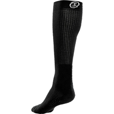 Spalding High Cut Sock 2-pack Svart