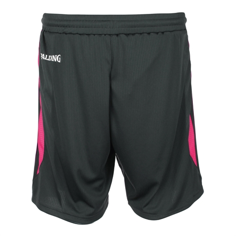 Spalding 4her III Shorts Antrasit/Rosa
