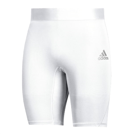 Adidas Alphaskin Korta Tights Vit