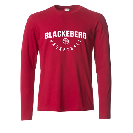 Blackeberg Basket L/S Tee Röd NBA
