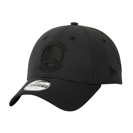 New Era Golden State Warriors Black on Black 9FORTY
