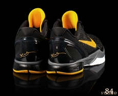 Basketshop.se - KOBE VI (Black mamba)2