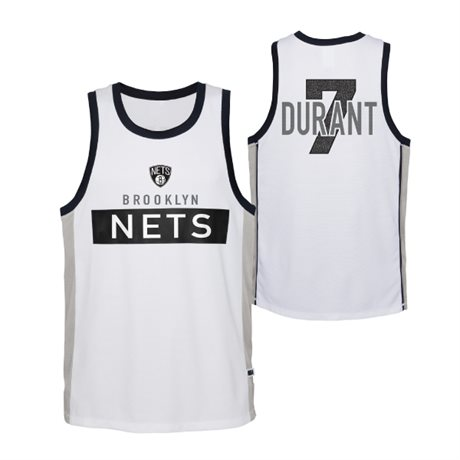 NBA BROOKLYN NETS KEVIN DURANT Tank Top