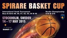 Spirare Basket Cup 2015