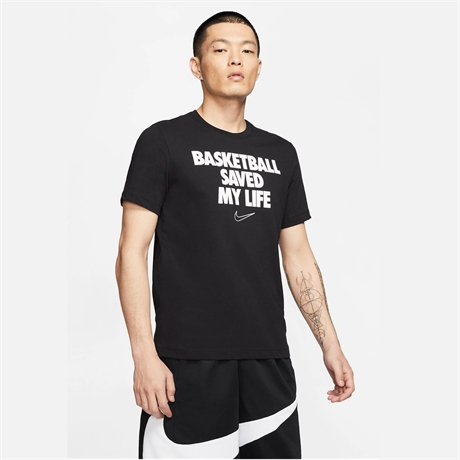 Nike Basketball Saved My Life Dri-FIT Tee