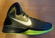 Hyperdunk Acid green