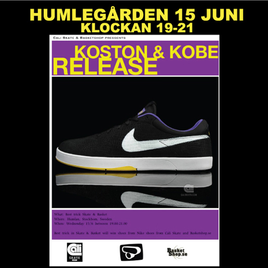 Basketshop.se - Koston & Kobe