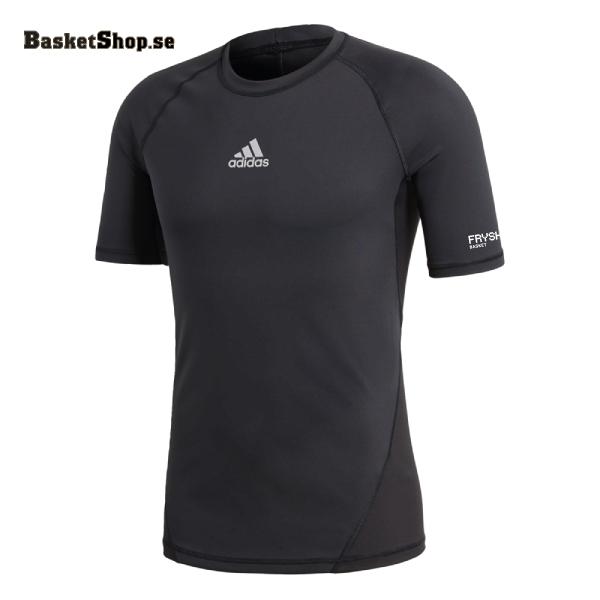 Fryshuset Basket Adidas Alphaskin Svart