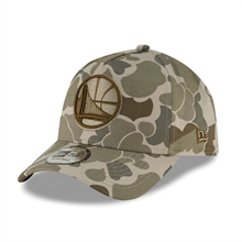 New Era Golden State Warriors Camo 9Fourty
