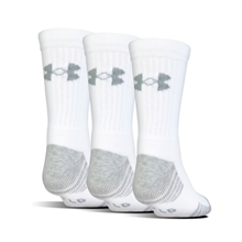 Under Armour Basketstrumpa Crew 3-Pack