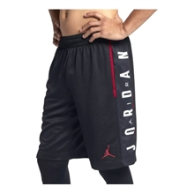 jordan rise graphic basketshorts svart