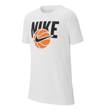 Nike Basketball Tee Jr Vit