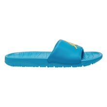 Jordan Break Slide Laser Blue/Opti Yellow
