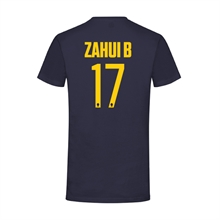 ZAHUI B 17 Sweden Basketball Tee