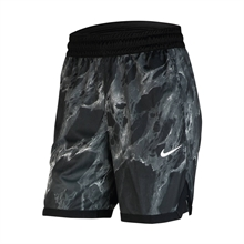 Nike Wmns Shorts Seasonal Svart/vit