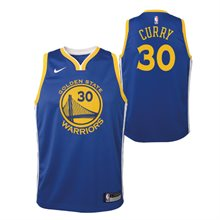 Nike Curry Golden State Warriors Icon Swingman Jr