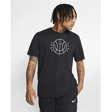 Nike Dri-FIT ´Good Game´ Tee Svart