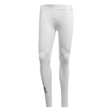 Adidas Alphaskin Långa Tights Vit