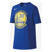 Nike Warriors Curry NBA Icon T Jr