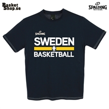 Spalding SWEDEN BASKETBALL Team II T-shirt