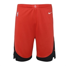 Nike Houston Rockets Icon Swingman Shorts Jr